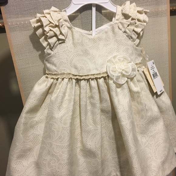 9cabfe88e16 Laura Ashley Gorgeous Party 🎈 Dress 12 Month NWT